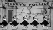 Mickey's Follies mickey mouse cartoon