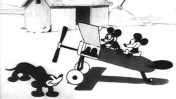 Plane Crazy Mickey Mouse Cartoon