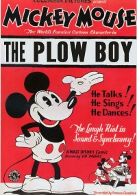 The Plow Boy Mickey Mouse Cartoon
